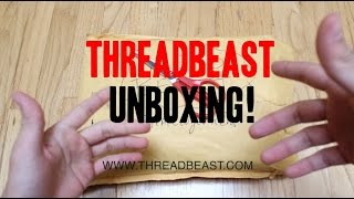 5 NEW PICKUPS! UNBOXING #61 @THREADBEAST
