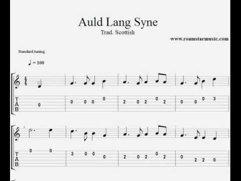 8.9 MB) Auld Lang Syne Guitar Chords - Free Download MP3