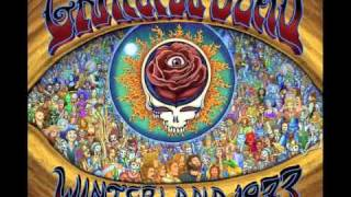 China Cat Sunflower / I Know You Rider - Grateful Dead - Winterland - (1973-11-11)
