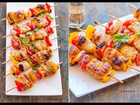 Smoky Fish Kebab | Flavor Quotient