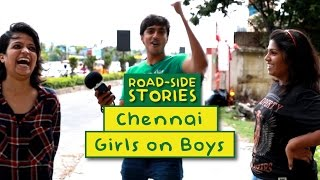 Road Side Stories - Chennai Girls On Boys | Put Chutney