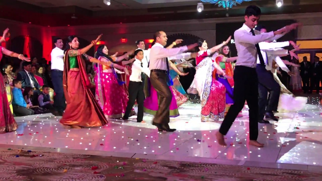 Indian Wedding Dance By Bride S Family