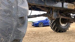 BMW M5 Competition test PL Pertyn Ględzi