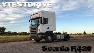 #TESTDRIVE Scania R420 [2007]