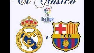 fifa 12   real madrid vs fc barcelona   el clasico en live