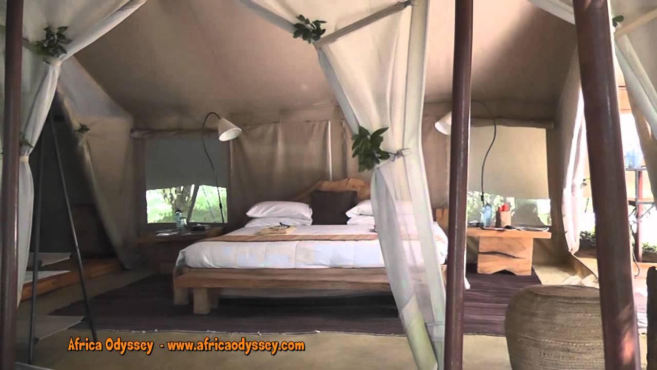 Bon Naibor Camp: Video Of Naibor Camp, A Kenya Safari At Naibor Camp