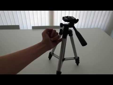Review chân máy ảnh tripod Weifeng WT3110A