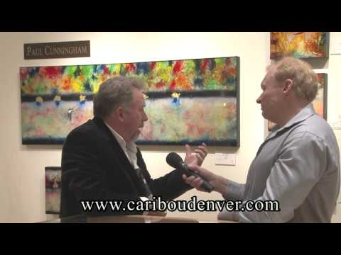 Caribou Art Gallery Interview with Paul Cunningham