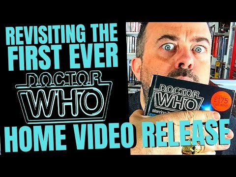 What Was The World's First Ever Doctor Who VHS Video Release? (Warning: May Contain Cybermen)