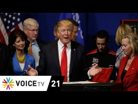 CLIP The Daily Dose : หาเสียงอย่าง Trump ได้เพราะคนเบื่อ Political Correctness