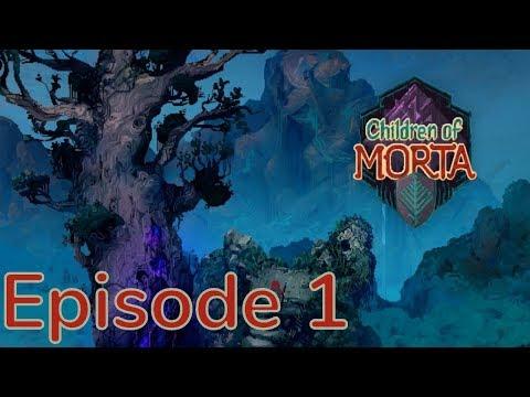 Children of Morta Episode 1 - The Bergsons  