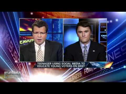 Turning Point USA on Neil Cavuto Show - July 7th, 2012