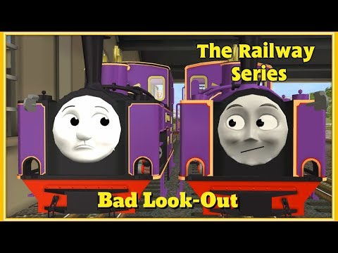 The Railway Series: Bad Look-Out