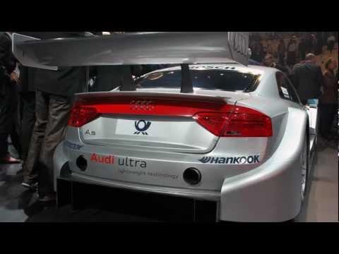 2012 Audi A5 DTM (2011 Frankfurt Auto Show)