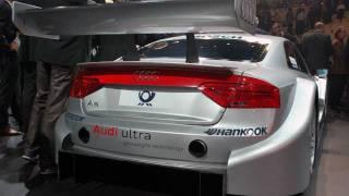 Audi A5 DTM 2011 Videos