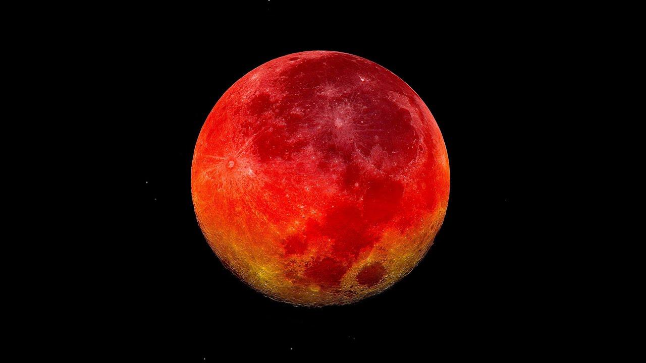 blood moon tonight time est - photo #43