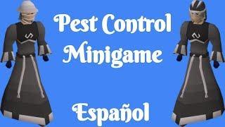 [OSRS] Guía Pest Control Mini-Game (Armadura Void)