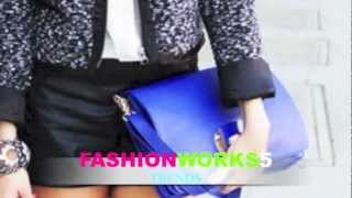 FALL WINTER 2012-13 OUTFITS & ACCESSORIES; LOUIS VUITTON,CHANEL,GUCCI & MORE SUGGESTIONS Thumbnail
