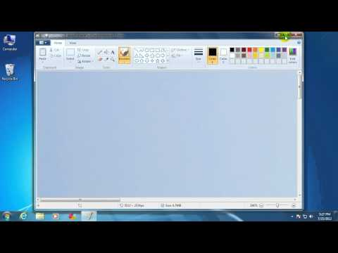 Tech Support: How to crop a Photo in Microsoft Paint