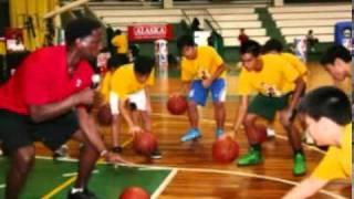 2011 Jr NBA Philippines: National Training Camp at La Salle Greenhills