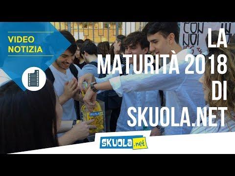 La Maturità 2018 di Skuola.net