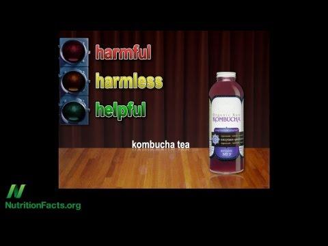 Is Kombucha Tea Good For You?