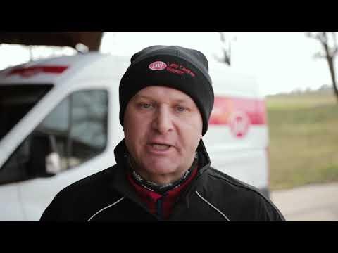 Undercover Boss RTL - Michael Fordey - Eder GmbH - Tuntenhausen - Lely Center Bayern