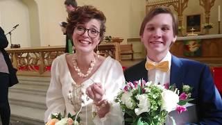 Венчание Владислава Телегина и Софии Харитоновой