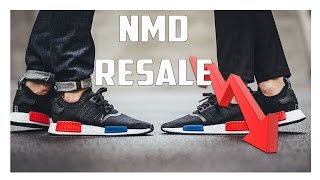 Why NMD Resale Is Going Down!