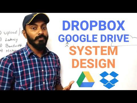 Dropbox system design | Google drive system design | System design file share and upload