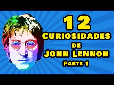 12 Curiosidades sobre JOHN LENNON. Parte 1   Los Grandes Misterios del Rock