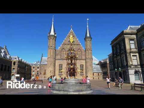 Hague, Netherlands in 4K   UHD
