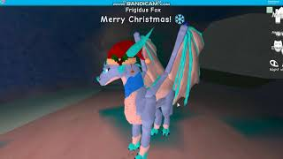How to Find The Hidden Santa Hat! [Dragons' Life] - Roblox