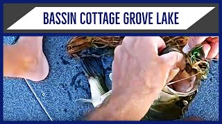 A Couple Hours Fishing Cottage Grove Lake, Oregon 7-21-19