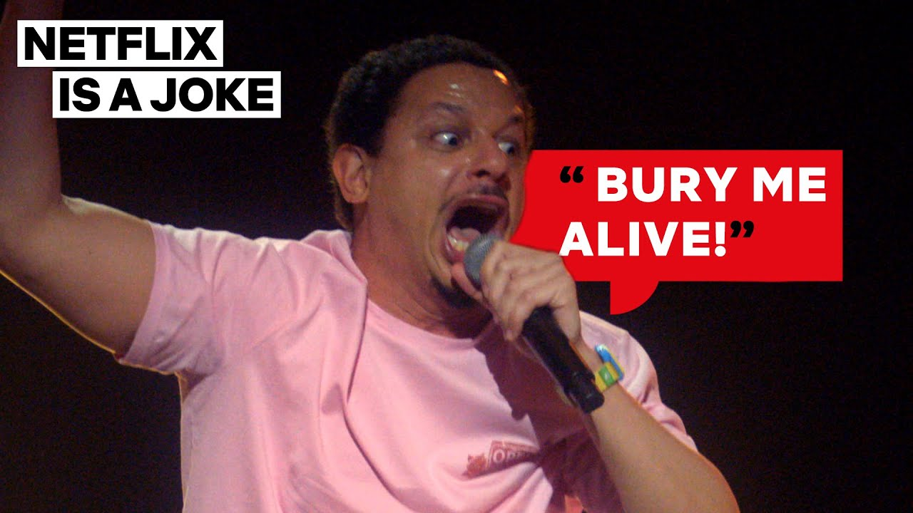 This Is The Highest Eric Andre's Ever Been   Netflix Is A Joke