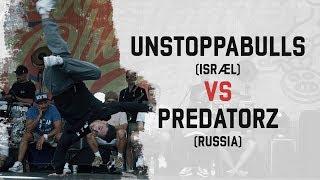 Unstoppabulls vs Predatorz - Grupa A na Warsaw Challenge 2018