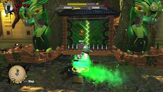 Lego Ninjago Movie Video Game All Secret Skin Characters Locations The Uncrossble Jungle