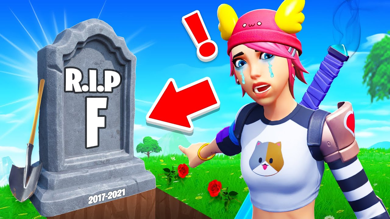 Download This Fortnite Skin is DEAD…! (RIP)