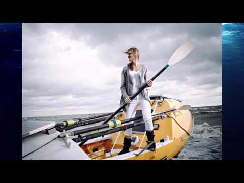 The Knowledge Exchange - Katie Spotz, The Youngest Person to Row Solo Across the Atlantic Ocean