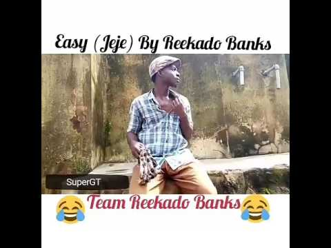 Easy Jeje By Reekado Banks