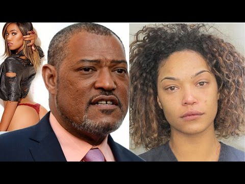 Laurence Fishburne's Daughter Montana Fishburne Arrested After A Car Crash