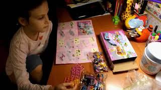ігри для дівчаток, дитячий конструктор популярної видеоблогерши Дар'ї