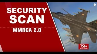 Security Scan - MMRCA 2.0