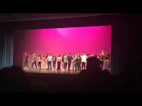 Legally Blonde Musical  - Closing Bows/Applause 4/23/16