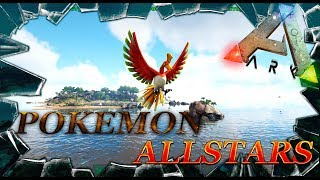 ARK: Survival Evolved мод Pokemon Allstars (моды в Арк Сурвайвал)