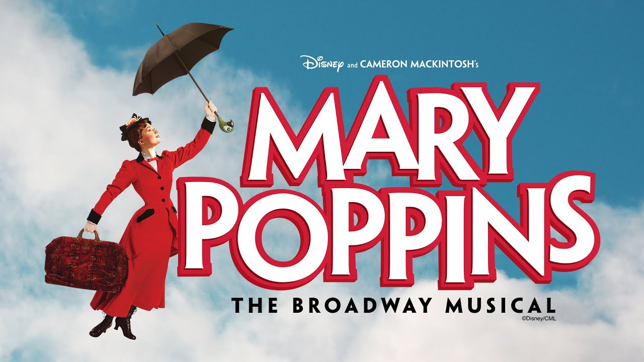 Mary Poppins The Broadway Musical Youtube