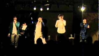 from LIVE「393」at 代官山 晴れたら空に豆まいて february 6 2011 voca...