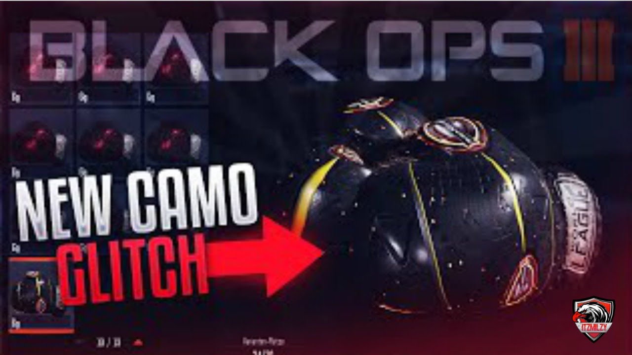 black ops paint job tutorial of gold red hex glitch an black ops 3 paint job tutorial of gold red hex glitch an amazing easy paint job tutorial