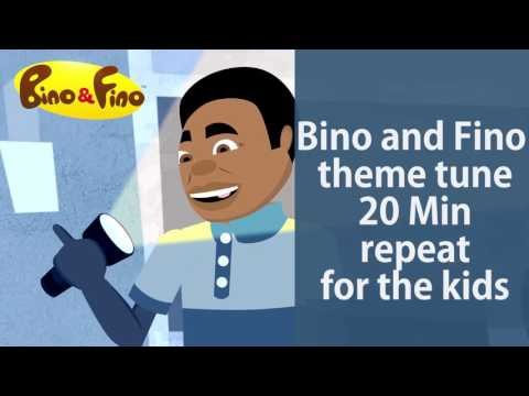 African song for children to dance to from Bino and Fino.