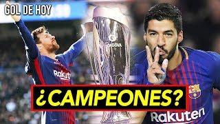 Hoy Barcelona es más campeón que nunca I Golpe a la liga